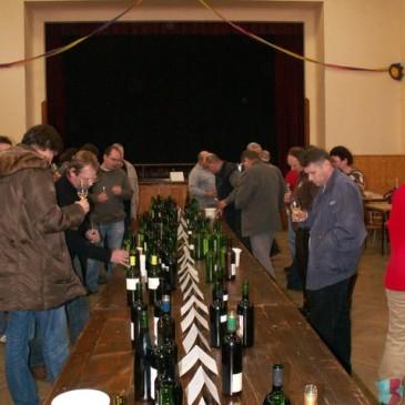 Štěpánské ochutnávání mladých vín 2008