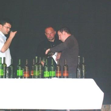 Bodování vín 2008